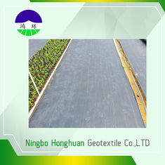 Polypropylene Geotextile Woven Fabric , Air Permeability Geotextile Membrane For Driveways