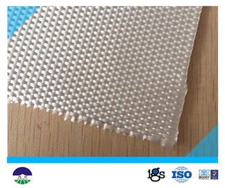 Geweven multifilament geotextile