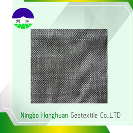 China Contruction Gespleten Film Geweven Geotextile Milieubescherming verdeler